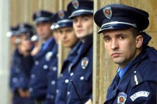 Policija Srbije (©RTS)